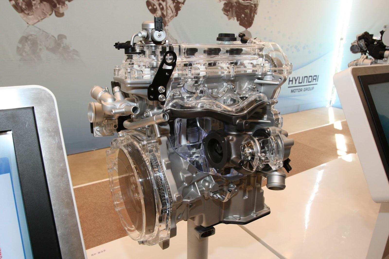 Hyundai-Kia-small-turbo-engines