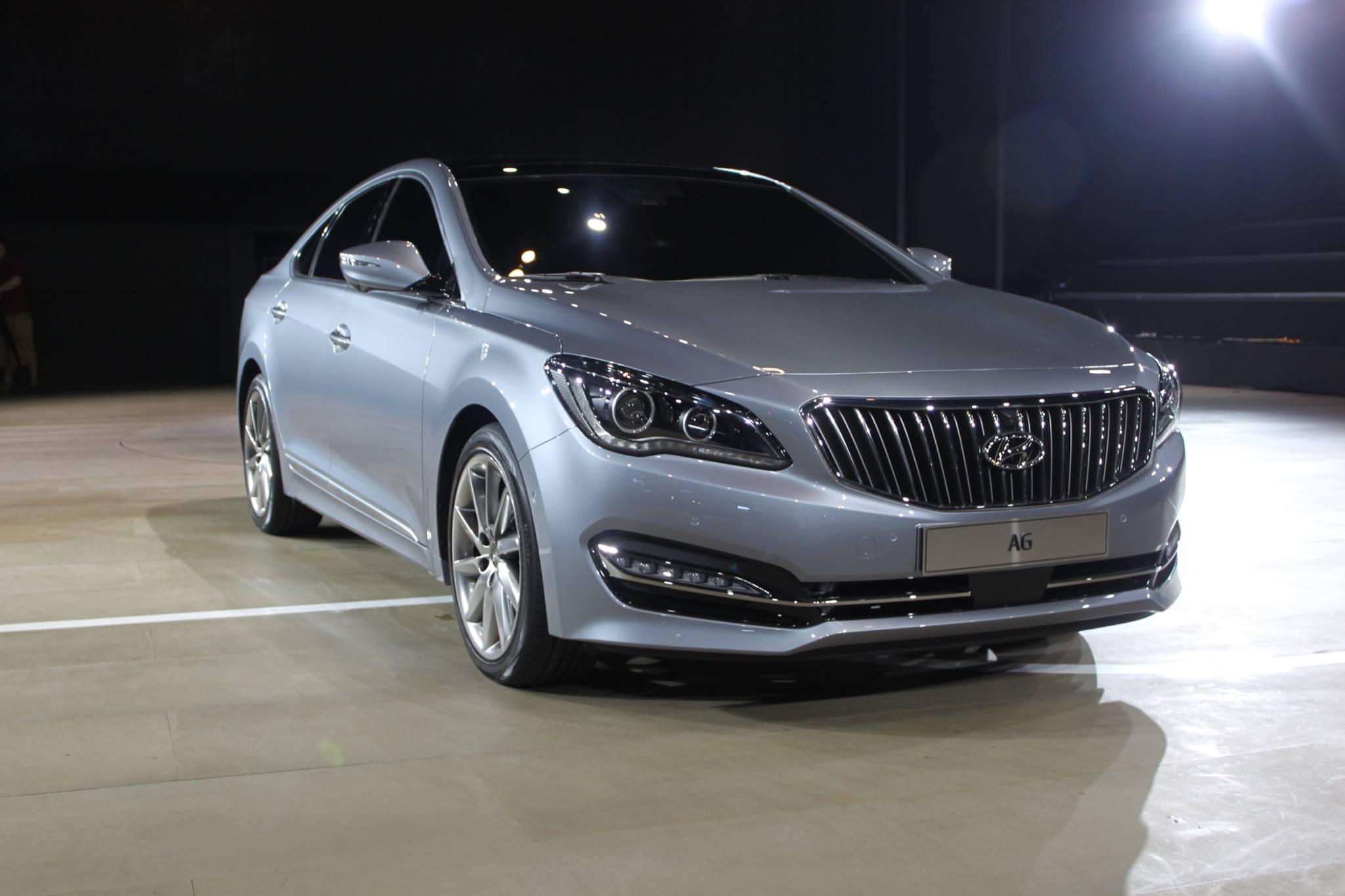 "New Hyundai's Full-Size Sedan To Be Called ""Aslan ..."