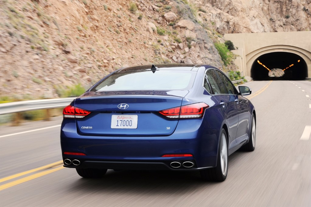 US: Hyundai & Kia Premium Cars Sales Grow Up, All-New Genesis Leading the Boost