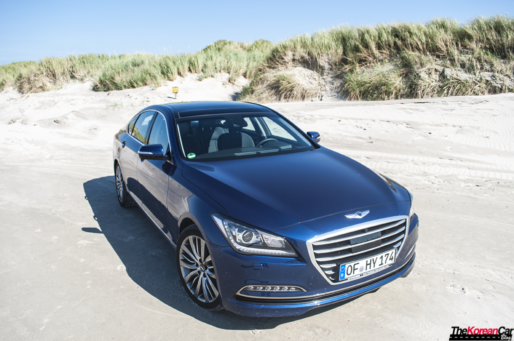 First Drive: European Hyundai Genesis Sedan 3.8 V6-GDi HTRAC AT