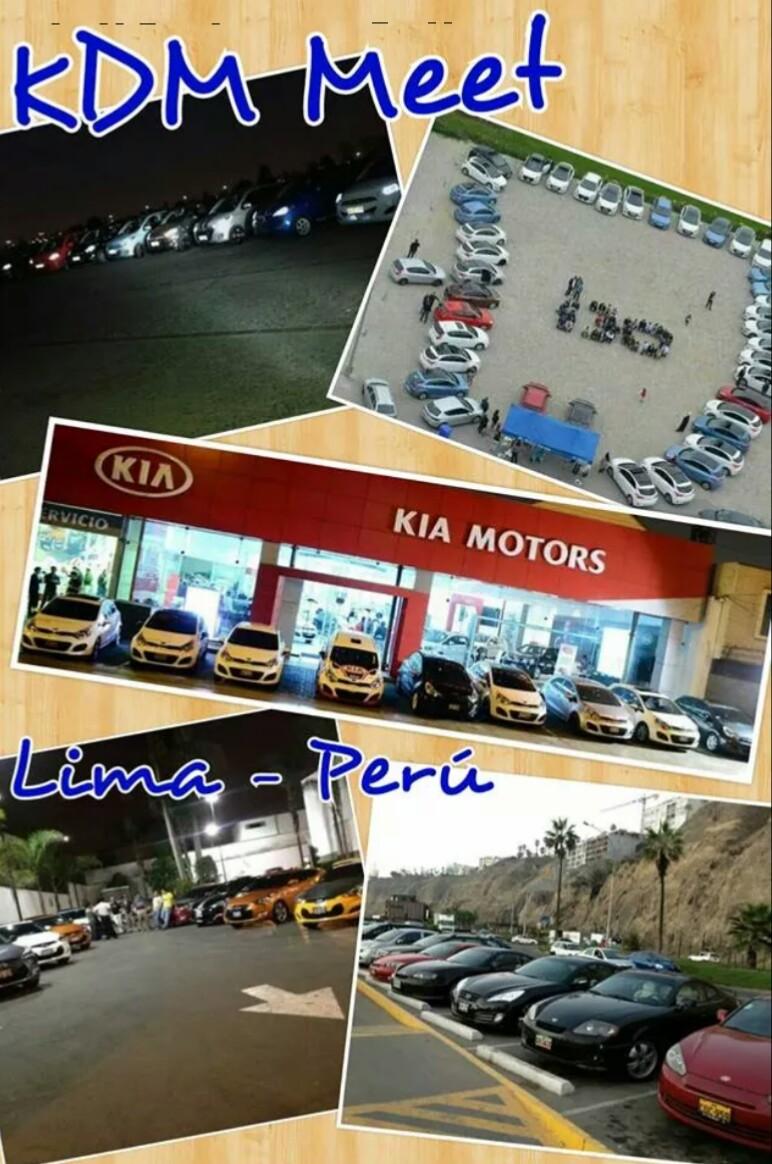KDM Meet in Lima – Peru