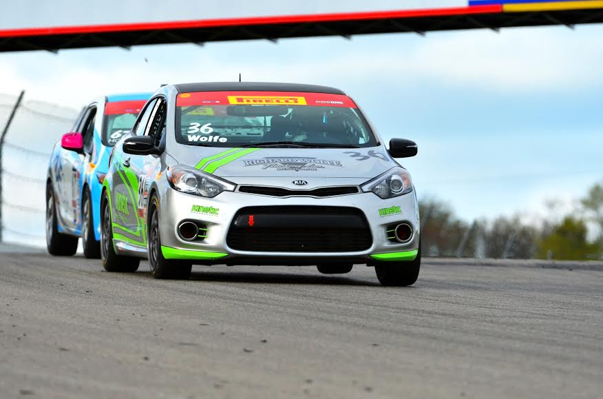Exclusive Interview: Kinetic Motorsports Forte Koup TC-A Driver Jason Wolfe