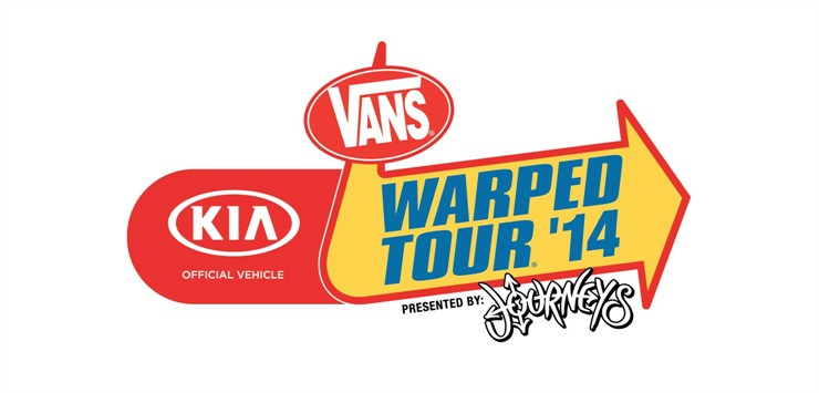 KIA Motors America Amps Up For The 20th Anniversary Vans Warped Tour