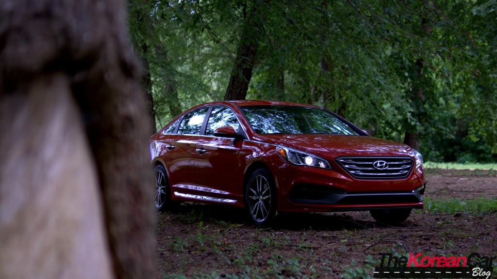 First Drive: 2015 Hyundai Sonata 2.0 T-GDi Sport (US-spec)