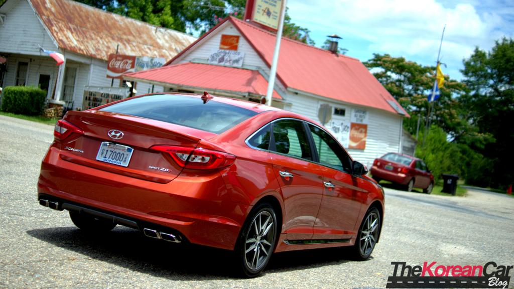 Hyundai Sonata Conservative Look Return Slow Sales