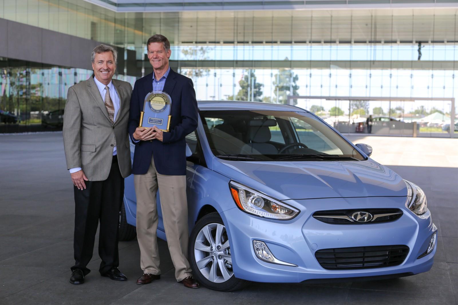 Hyundai Ranked Highest Non-Premium In J. D. Power Apeal Study