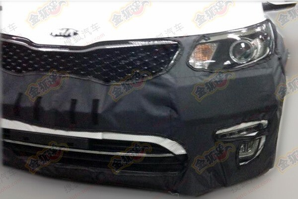 Scooped: Kia Working on K2's (Chinese Rio) Facelift