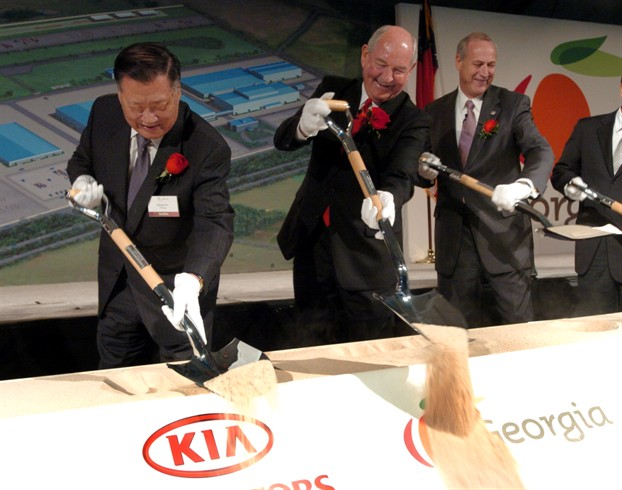 Report: Kia To Open $1.5 billion Mexico Assembly Plant