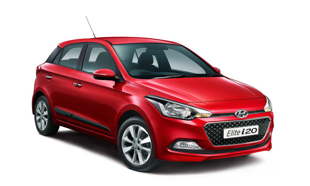 Hyundai Launch the All-New Elite i20 in India