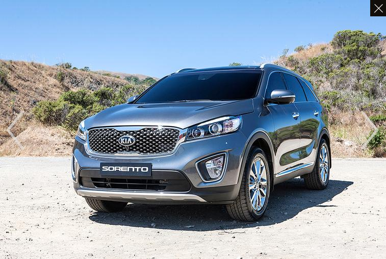 More Pictures, Videos & Details of the All-New 2015 Kia Sorento