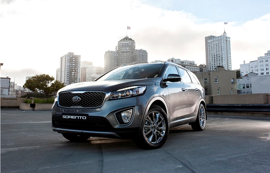 Design Story: The Third Generation Kia Sorento