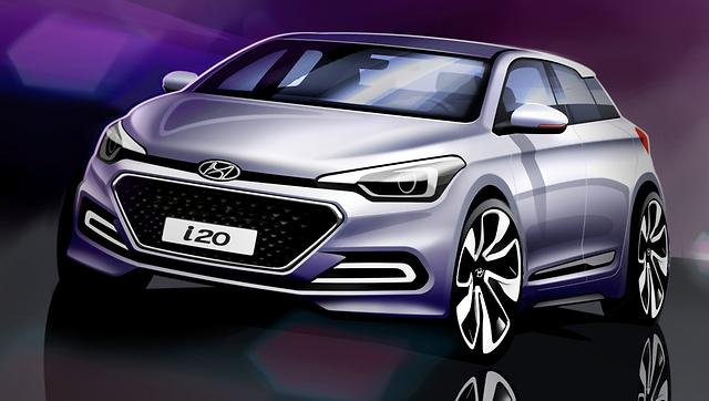 Hyundai Revealed First Officials Teasers of New Generation i20