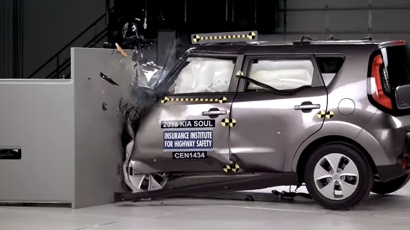 Kia Improves Soul Small Overlap Results to Good, Forte still Fail