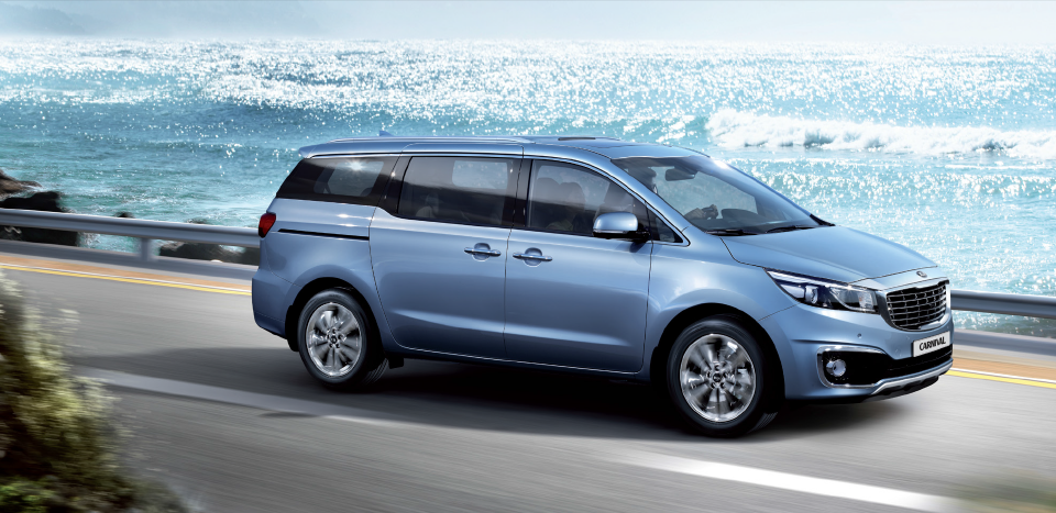 South Korean Sales of All-New Kia Carnival Surpasses 20,000 Units