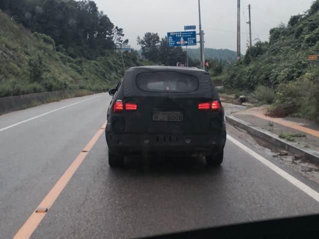 Scooped: Kia B-Segment SUV to Follow Hyundai ix25