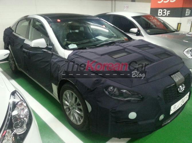 Scooped: Hyundai Sonata Hybrid