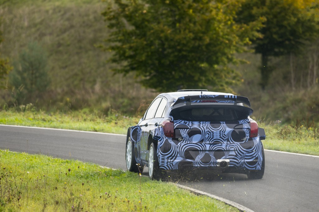 New Generation i20 WRC Prototype - Roll out