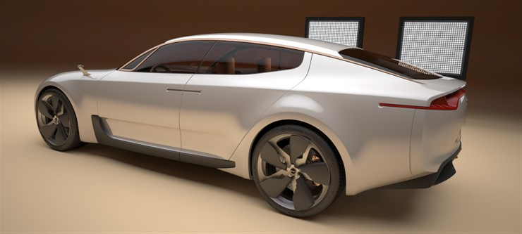 Kia Confirms GT Concept Production Version at KMA Dealer Show, Will Debut in 2017