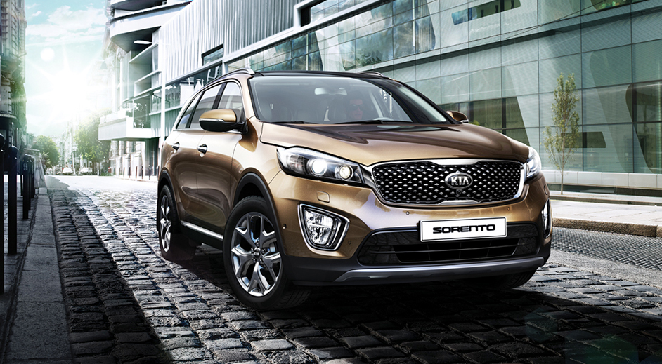 More pictures & Video of the All-New Kia Sorento