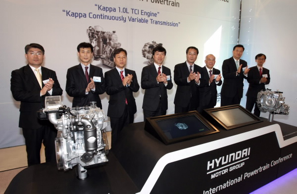 Hyundai Launches Motor Integrated Six-Speed Transmission For Latest Hybrid Models