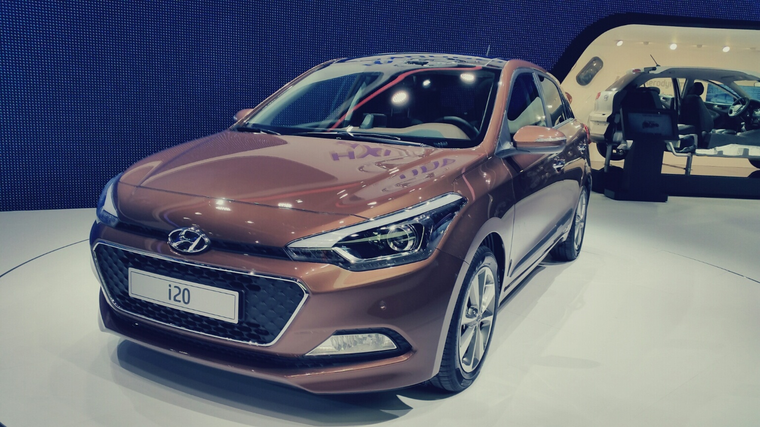Hyundai To Include New 1.0-liter Turbocharged Engine on the i20 in 2015