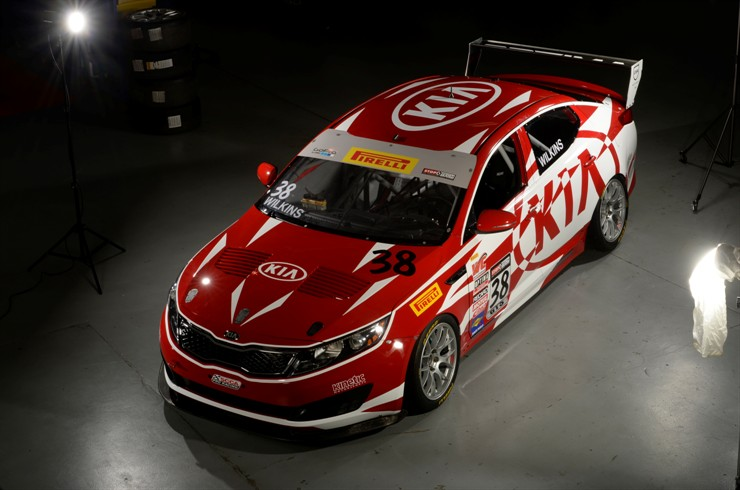 2014 SEMA SHOW: Kia DAYS AT THE RACES Theme Cars