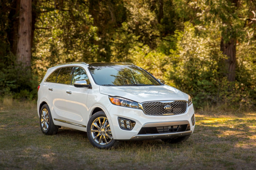 Kia Revealed the 2016 Sorento, Will Offer 2.0 Turbo GDi 240 hp