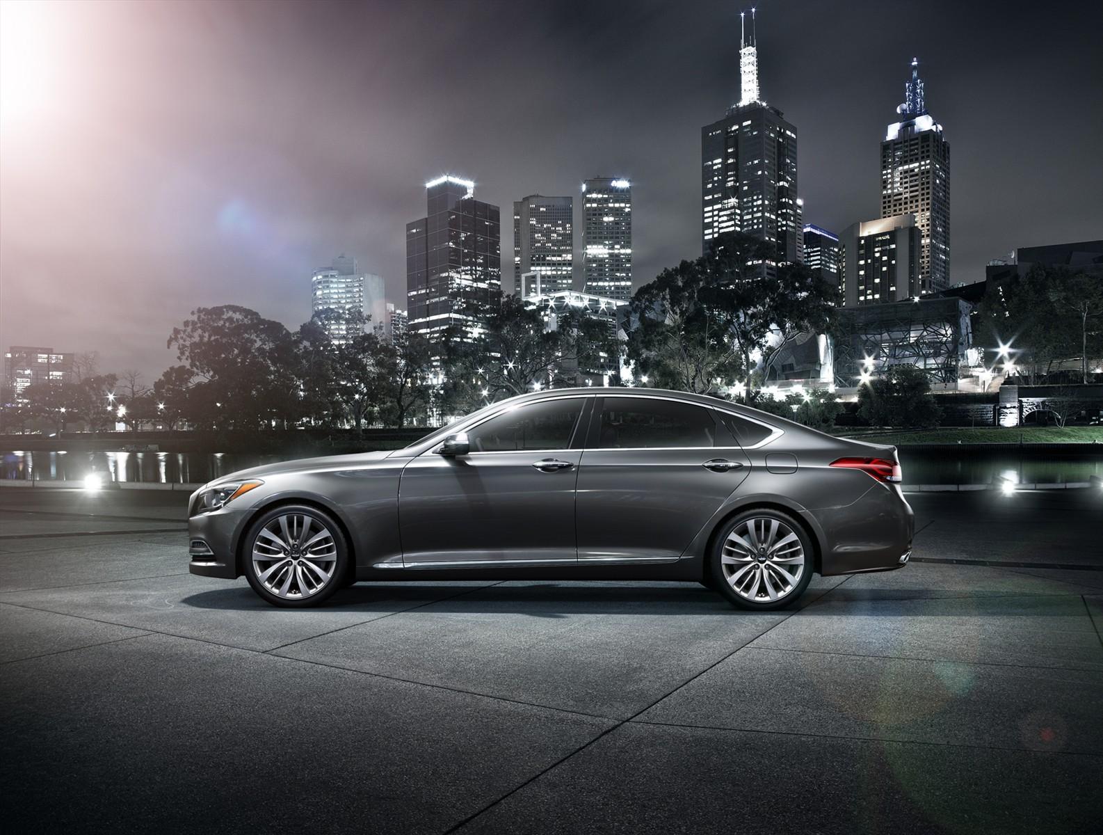 Exclusive: Line-up of Future Hyundai & Kia RWD Premium Models