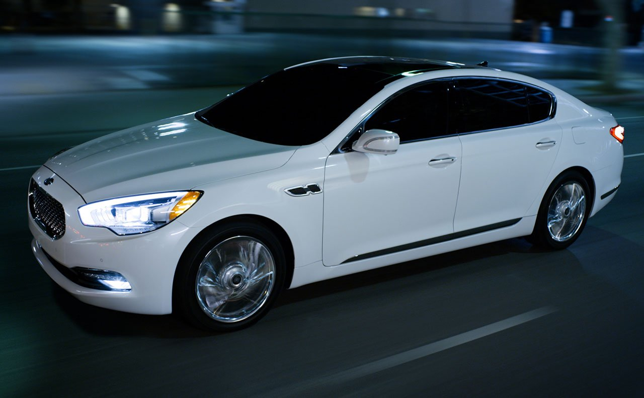 Kia K900 Sales Not Working in the United States