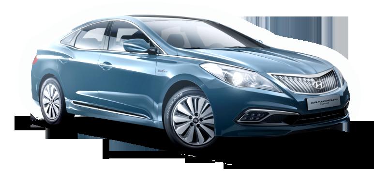 South Korea: Hyundai Launched 2015 Grandeur Hybrid
