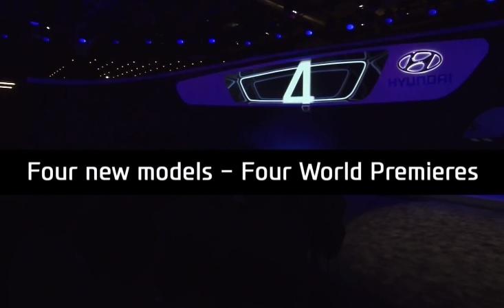 Hyundai Product Momentum LiveStream Show: 10 December, 10:20 CET