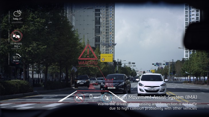 Hyundai Showcases Future Transportation Technology at CES