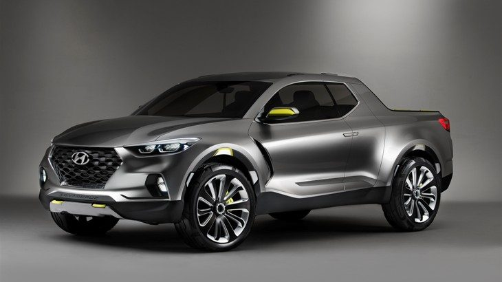 Hyundai's Pickup Truck Changing To Ladder Frame Chassis