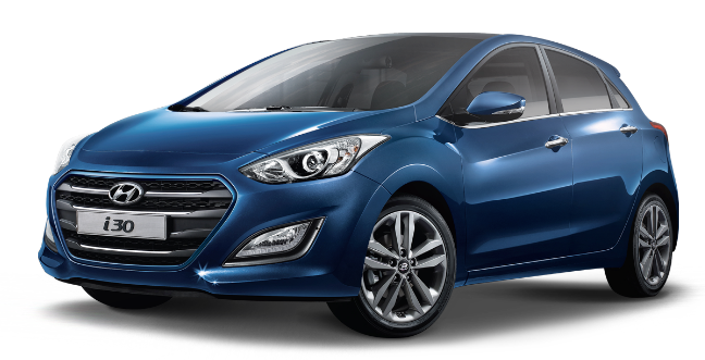 Hyundai Released 7-Speed Dual Clutch Refreshed i30 in South Korea