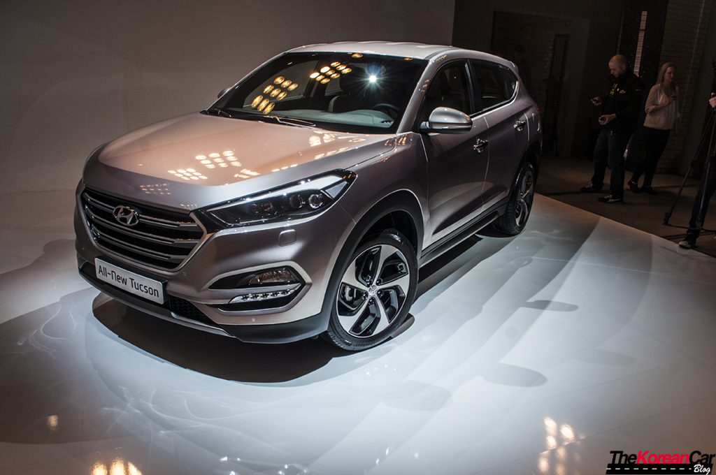 All Info, Pictures & Videos of 2016 Hyundai Tucson