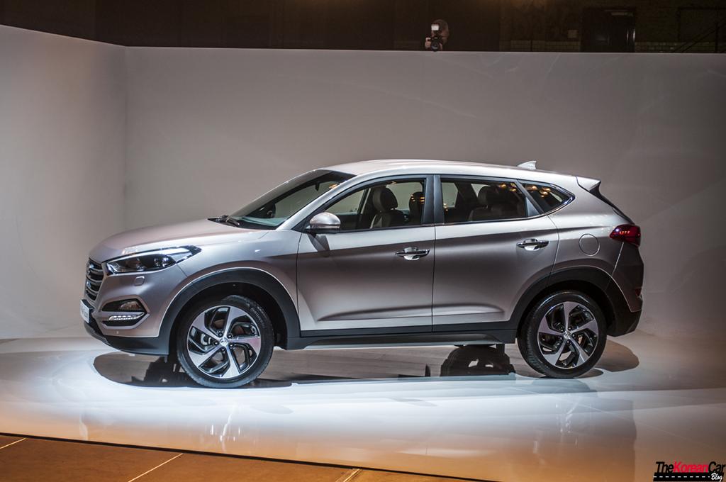 2016 Hyundai Tucson Finally Revealed