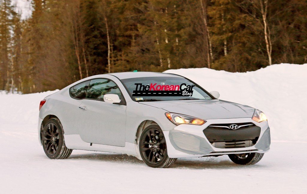 Exclusive: Next generation Hyundai Genesis Coupe