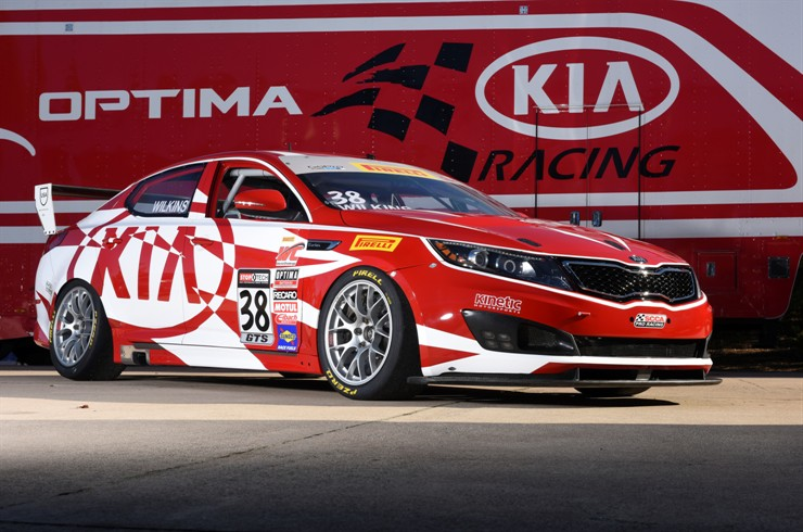 Kia Racing Announced 2015 Driver Line-up