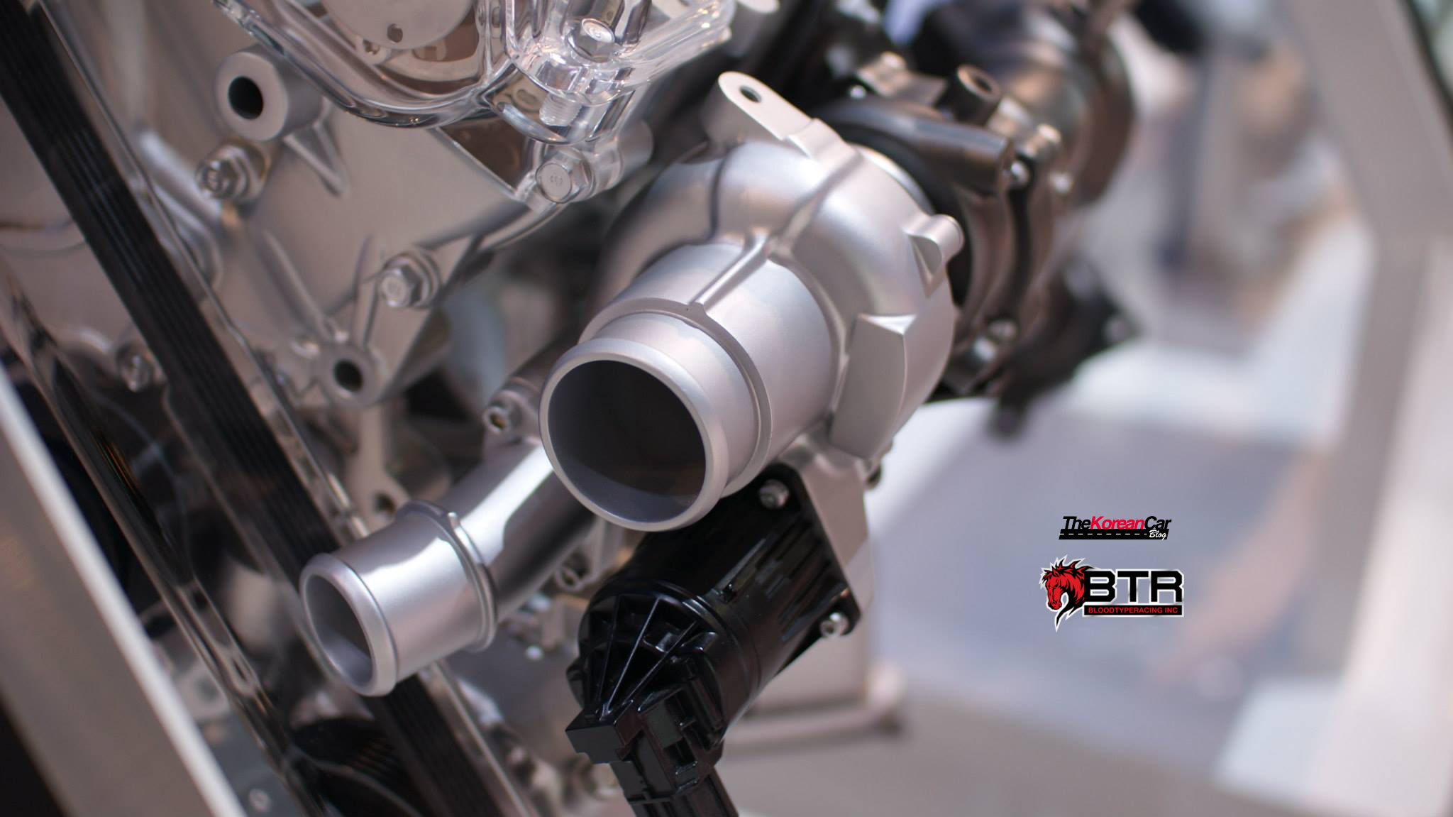 Exclusive: Hyundai 3 3 Turbo GDi V6 Engine - Korean Car Blog