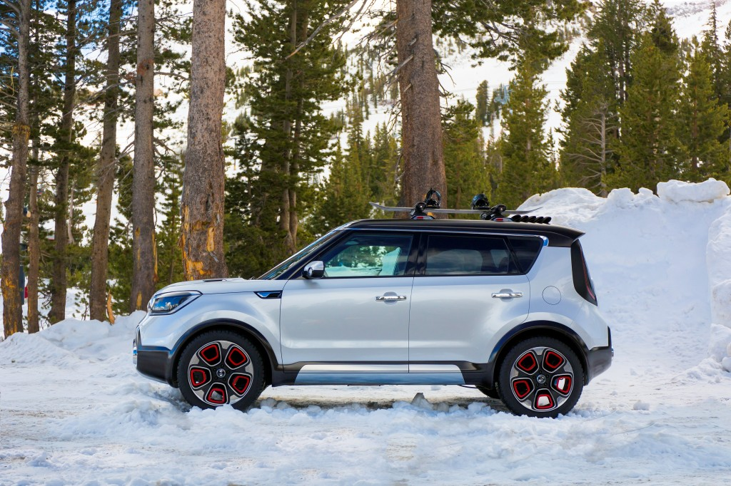 Kia Soul Awd >> Trail Ster The Kia Soul Awd Electric Concept Revealed Korean Car Blog