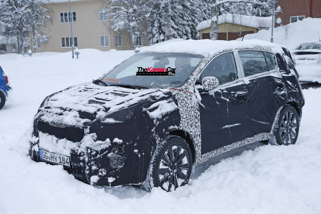 2016 Kia Sportage to Preview a New Look, Inspired by China-Only KX3