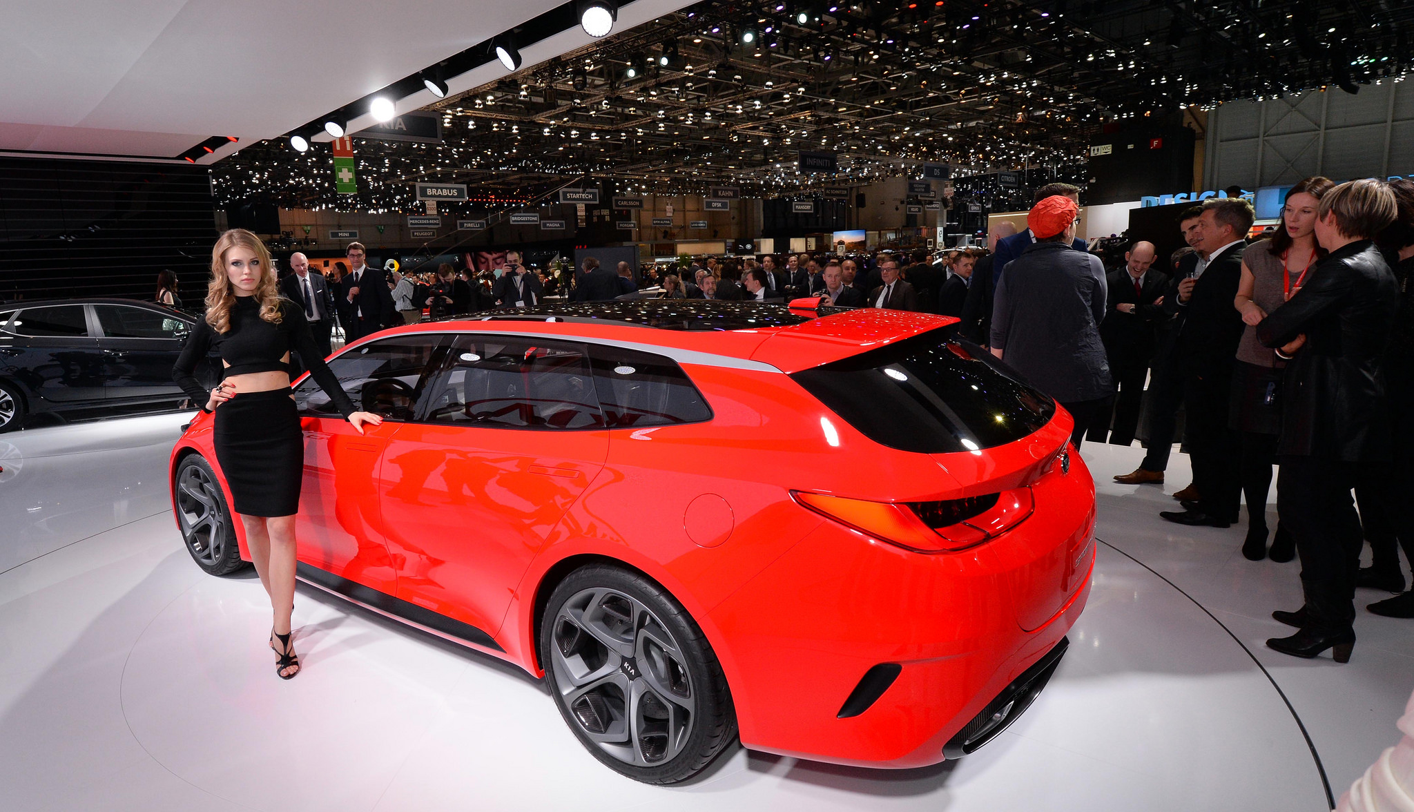 Kia SportSpace Concept Not to Turn Into Production Model