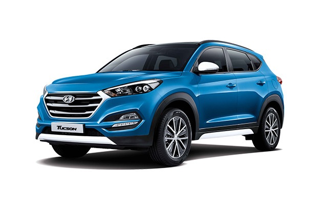 Hyundai Tucson Losing New Car Effect?