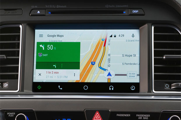 Android Auto to be Available in Hyundai Sonata in June