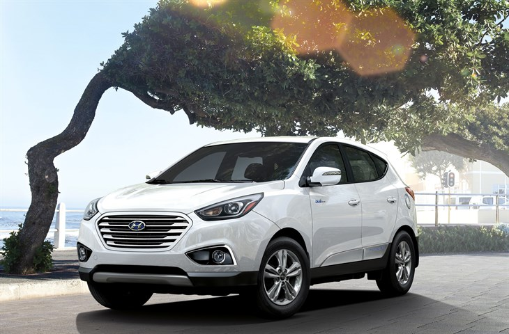 Fuel Cell Hyundai & Kia Cars to Cut Prices by 50% by 2020