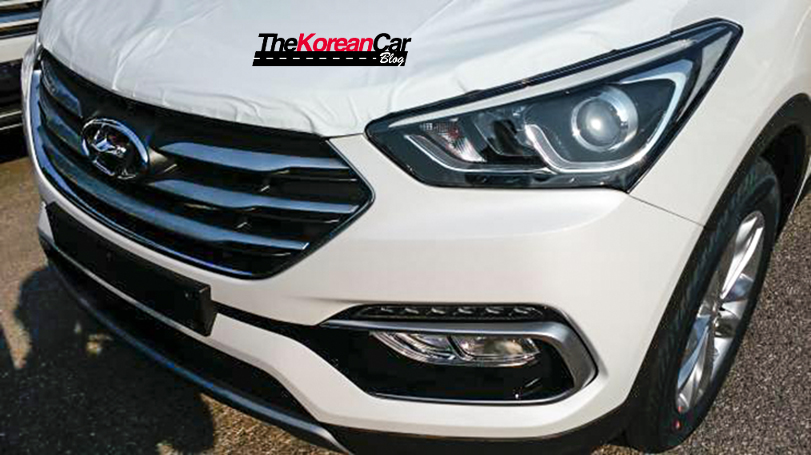More Pictures of the 2016 Hyundai Santa Fe