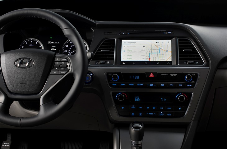 Android Auto Hyundai Sonata Now Available