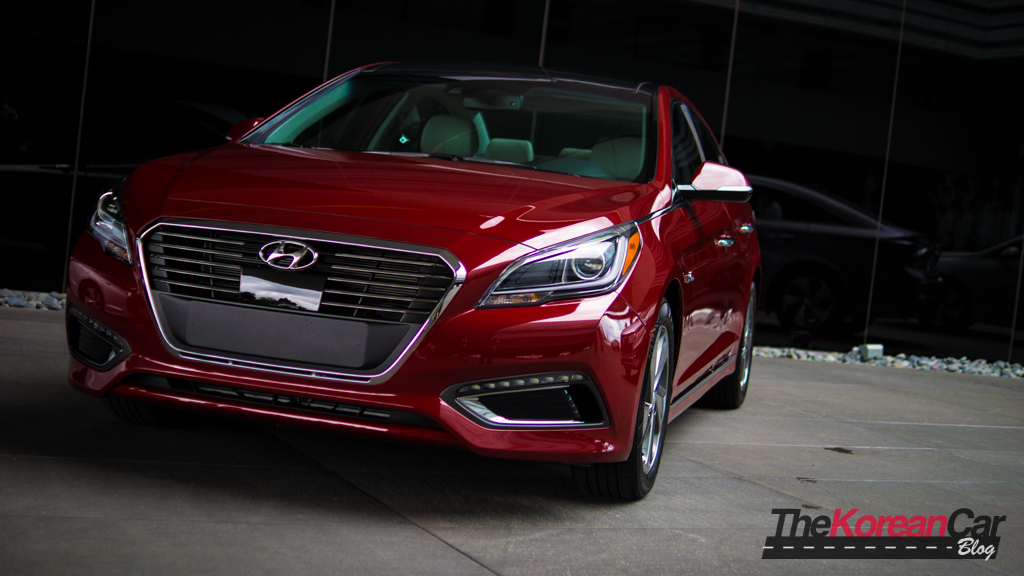 First Drive: 2016 Hyundai Sonata Hybrid and Plug-in Hybrid EV
