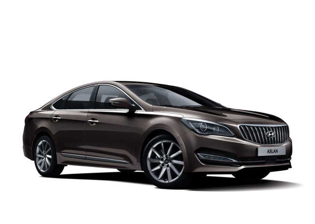 Hyundai Aslan Cuts the Price Due to Poor Sales