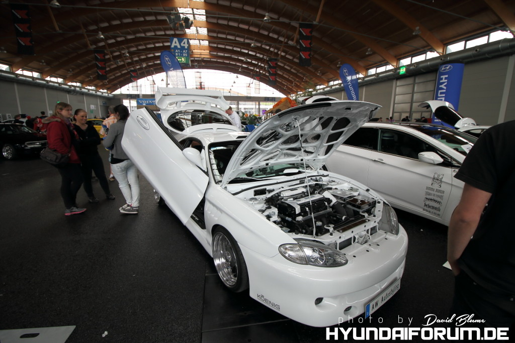 Hyundai at Bodensee Tuning World 2015